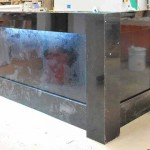 custom made restaurant counter