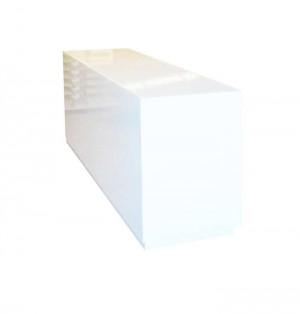 Cube desige shop counter