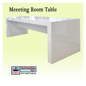 4 seater meeting table