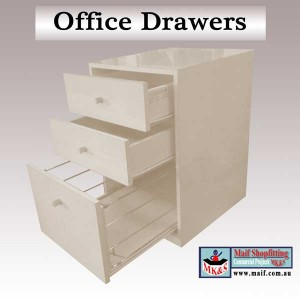 File and drawer set