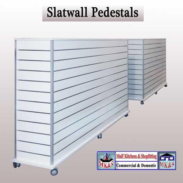 shop slatwall mobile castors