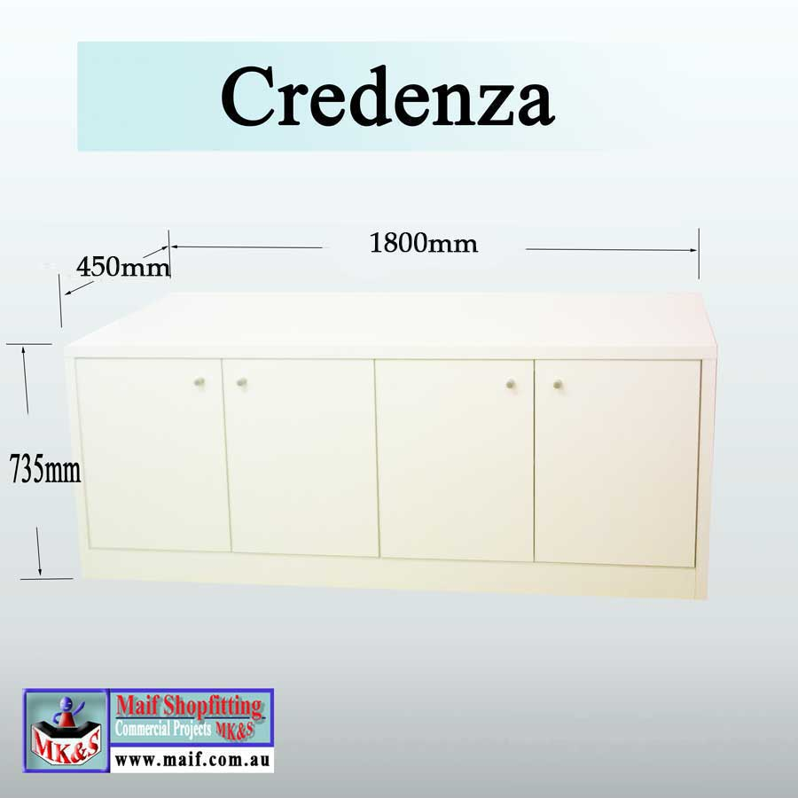 white office credenza. Office Credenza White E