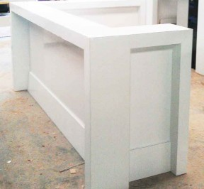 Counter with Insets