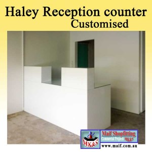 compact new sales counter