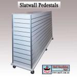 Large slatwall trollys