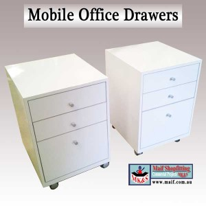 Mobile Filing Drawers
