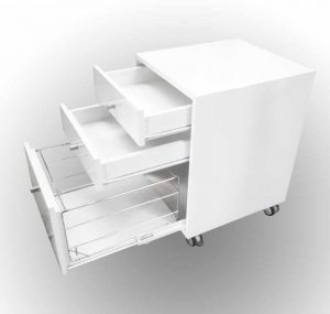 Mobile office drawers