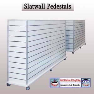 shop slatwall mobile castors