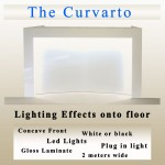Furniture Reception Desk. The Curvarto