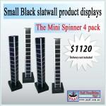 Slatwall Spinner