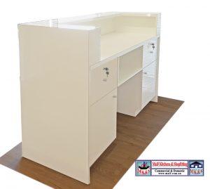 New Reception Desk Seven Hills