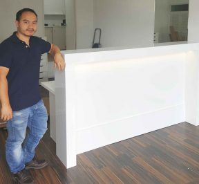 New store counter