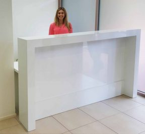 Therapy Reception Desk