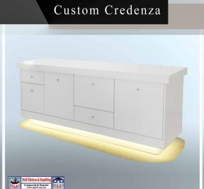 Custom office joinery