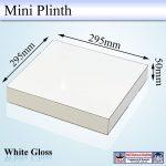 Small Plinth Dimensions